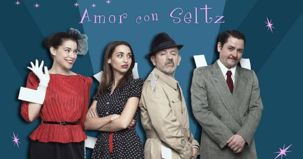 Go to event: AMOR CON SELTZ
