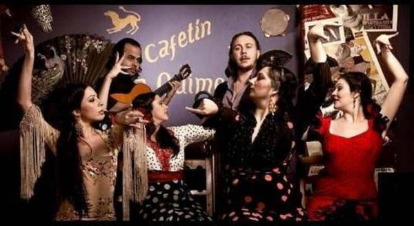 Go to event: BAILE FLAMENCO desde el alma + cena