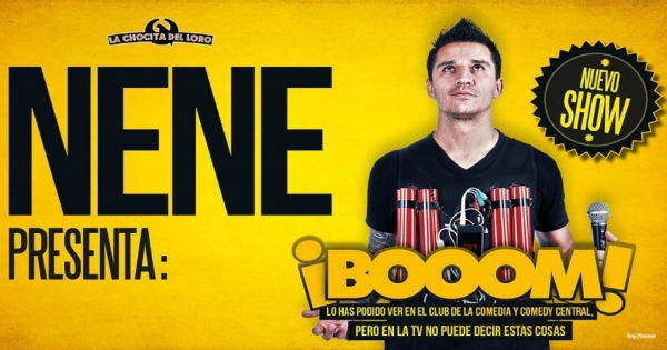 Go to event: ¡BOOM! NENE