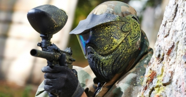 Go to event: PAINTBALL